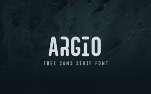 Read more about the article Argio Font Free Download