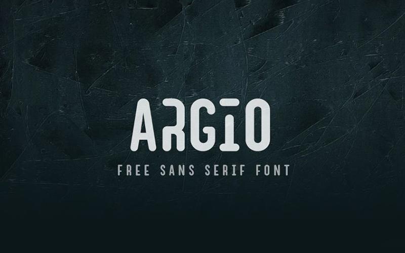 Argio Font Free Download