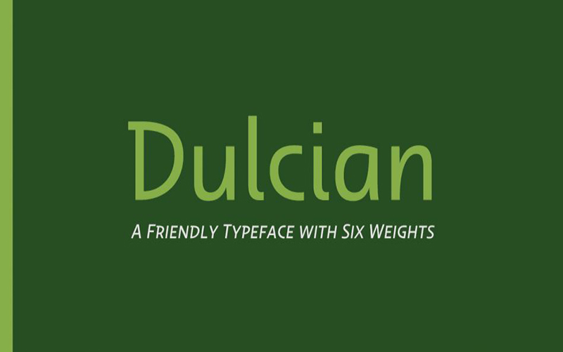 You are currently viewing Dulcian Font Free Download