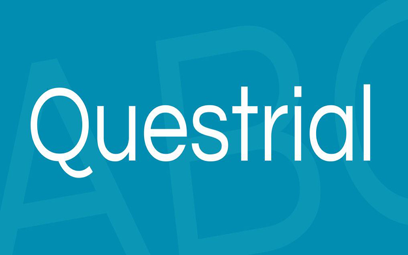 You are currently viewing Questrial Font Free Download