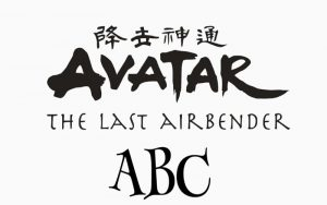 Avatar The Last Airbender Font Free Download