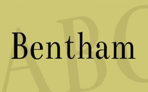 Read more about the article Bentham Font Free Download