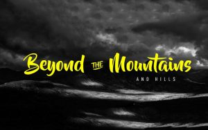 Beyond the Mountains Font Free Download