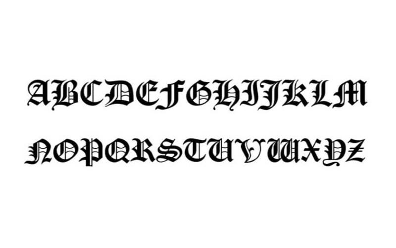 Diploma Font Free Download