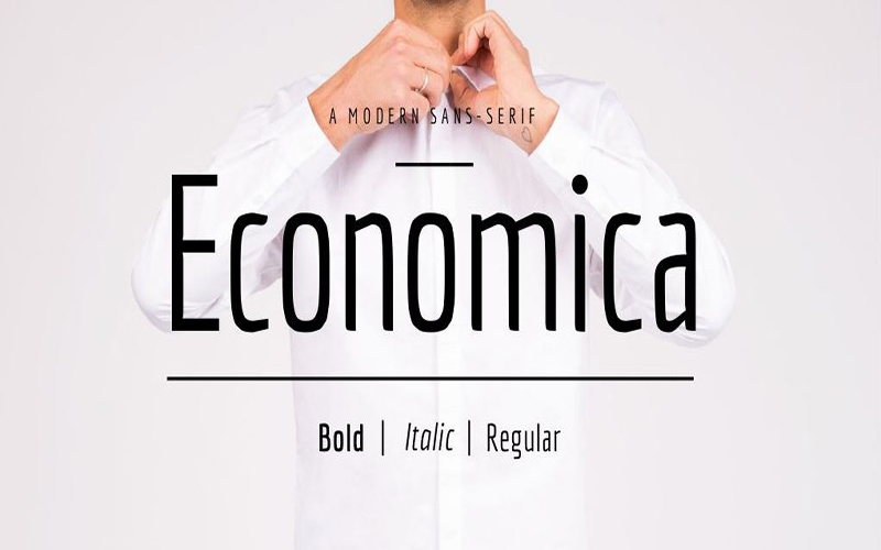You are currently viewing Economica Font Free Download