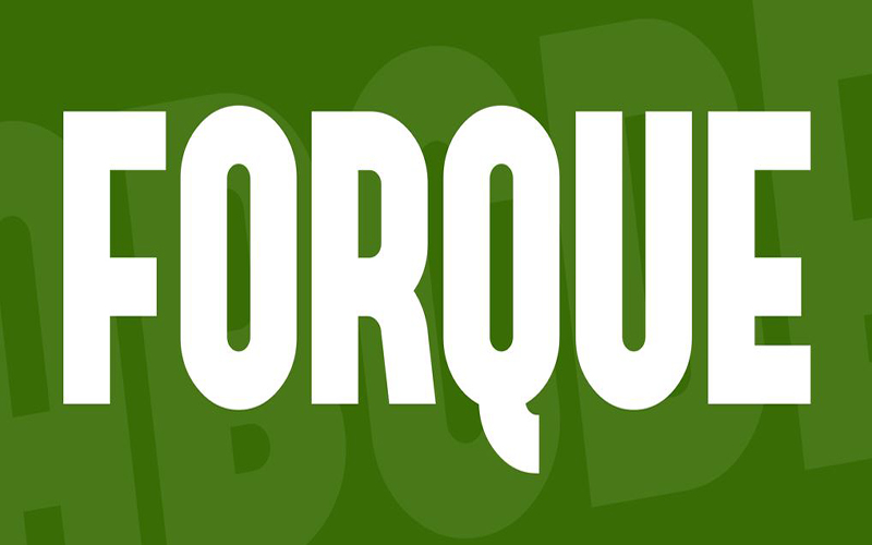 You are currently viewing Forque Font Free Download
