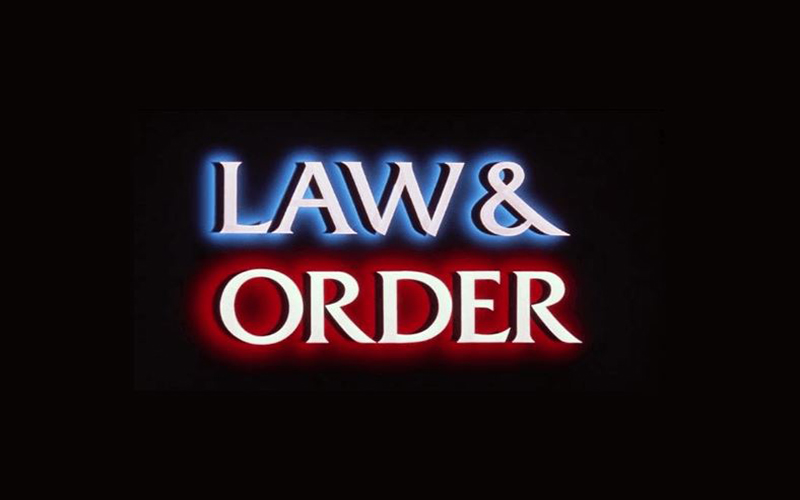 Law And Order Font Free Download