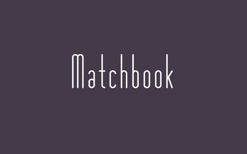 You are currently viewing Matchbook Font Free Download