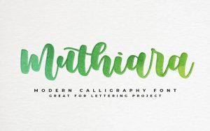 Read more about the article Muthiara Font Free Download