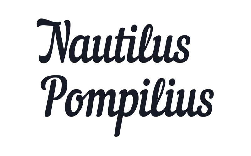 Nautilus Pompilius Font Free Download
