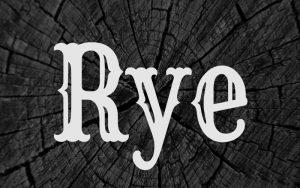 Rye Font Free Download