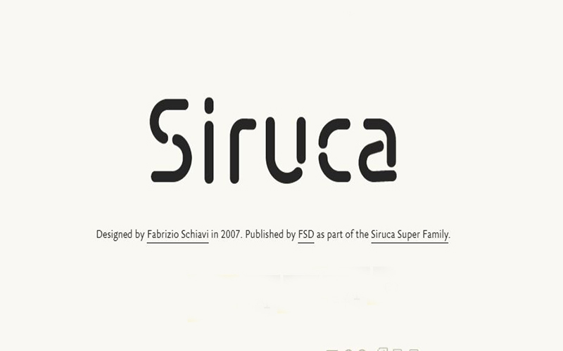 You are currently viewing Siruca Font Free Download