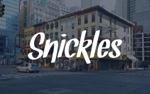 Snickles Font Free Download