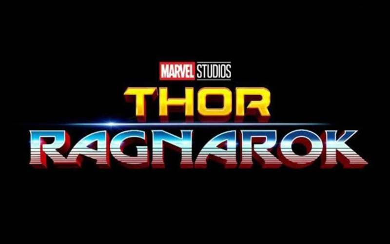 Thor Ragnarok Font Free Download