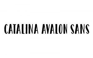Catalina Avalon Sans Font Free Download