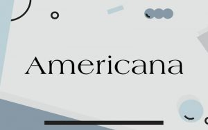 Read more about the article Americana Font Free Download