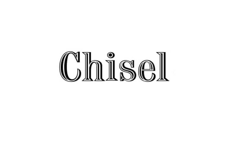 You are currently viewing Chisel Font Free Download
