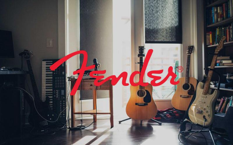 Fender Font Free Download