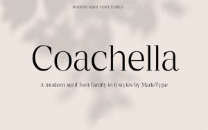 MADE Coachella Font Free Download