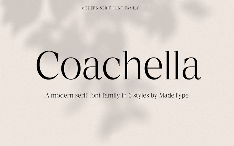 You are currently viewing MADE Coachella Font Free Download
