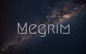 Read more about the article Megrim Font Free Download