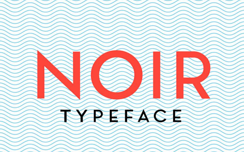 You are currently viewing Noir Font Free Download