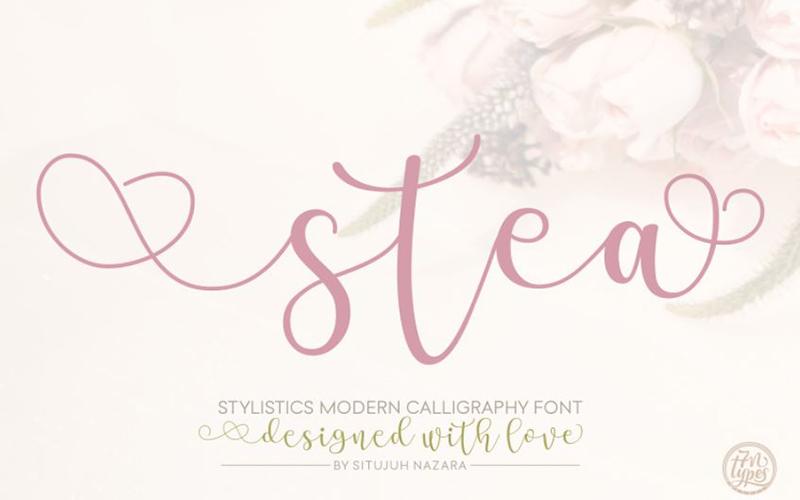 Stea Font Free Download