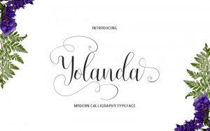 Yolanda Font Free Download