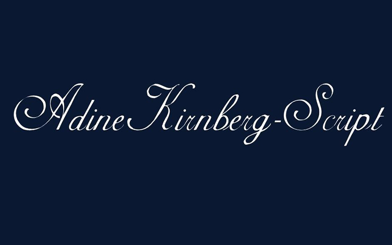 You are currently viewing Adine Kirnberg Font Free Download