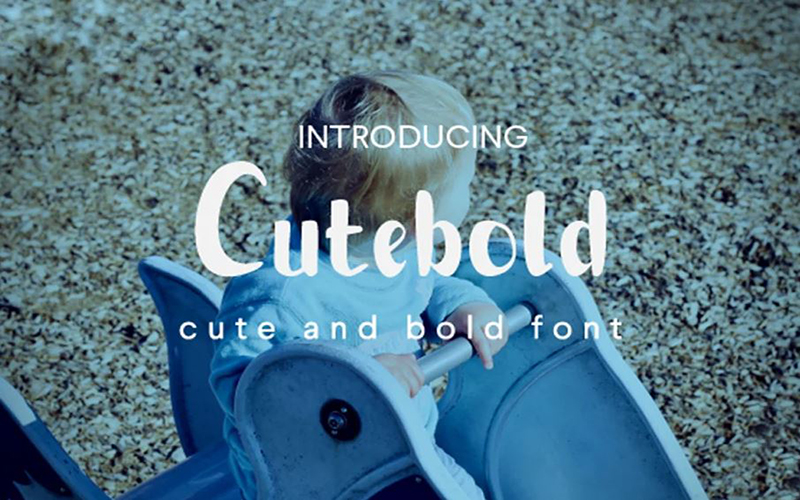 You are currently viewing Cutebold Font Free Download