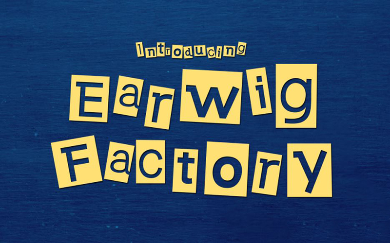 You are currently viewing Earwig Factory Font Free Download