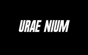 Uraenium Font Free Download