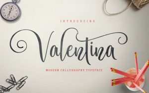 Read more about the article Valentina Font Free Download