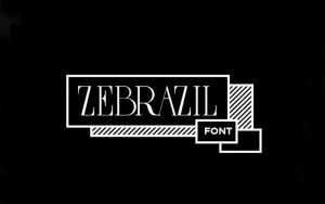 Read more about the article Zebrazil Font Free Download