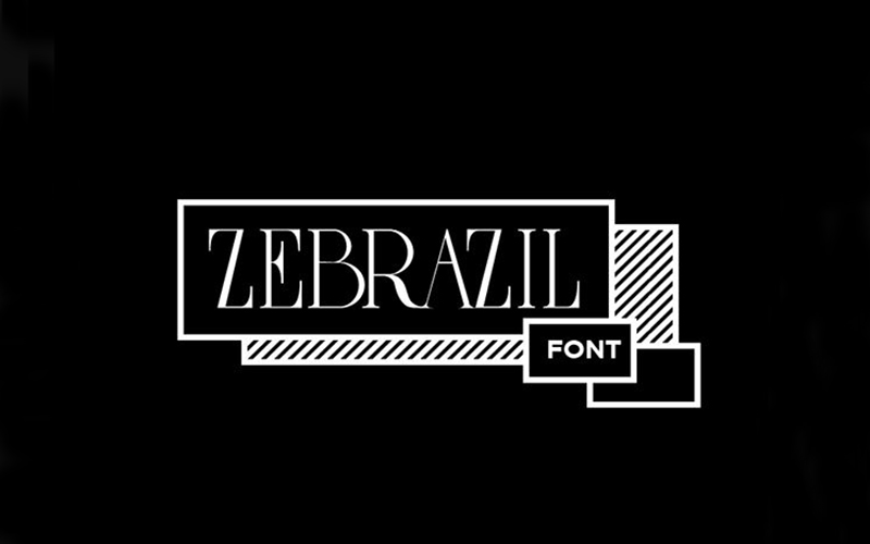 You are currently viewing Zebrazil Font Free Download