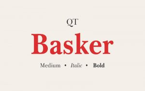 Read more about the article Basker Font Free Download