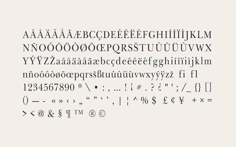 Basker Font Free Download