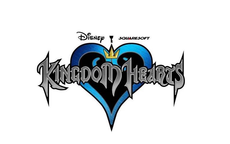 Kingdom hearts Logo Font Free Download