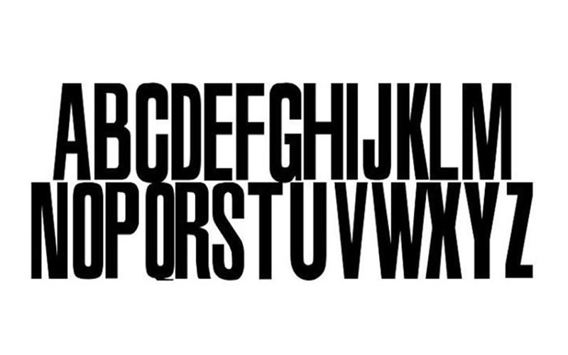Metal Gear Font Family Download