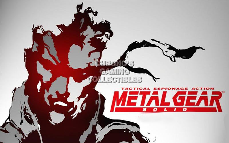 You are currently viewing Metal Gear Font Free Download