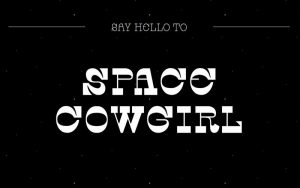 Read more about the article Space Cowgirl Font Free Download