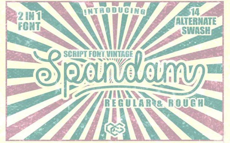 You are currently viewing Spandam Font Free Download