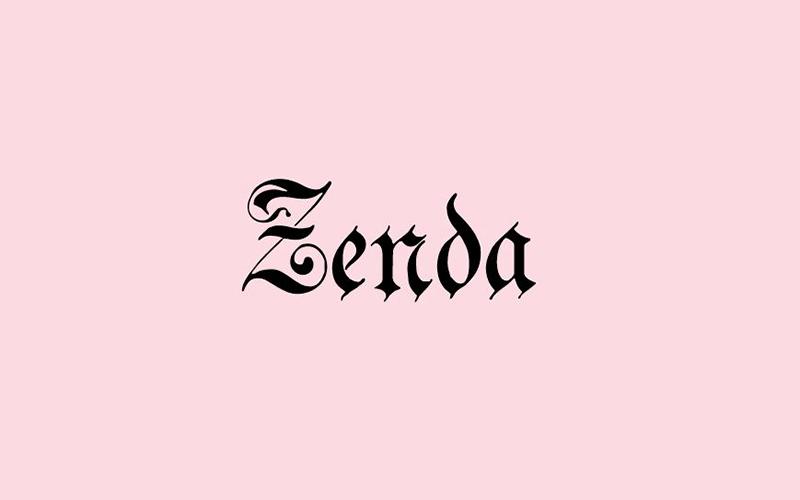 Zenda Font Free Download