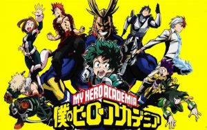 Read more about the article My Hero Academia Font Free Download