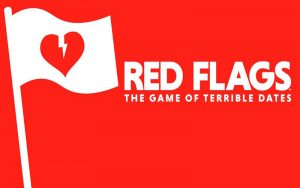 Red Flags Font Free Download